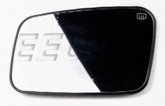 Side Mirror Glass - Driver Side (heated) - Swedish Parts 3345762 Volvo 9171314