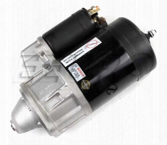 Starter Motor (rebuilt) - Bosch Sr78x Saab 8545881