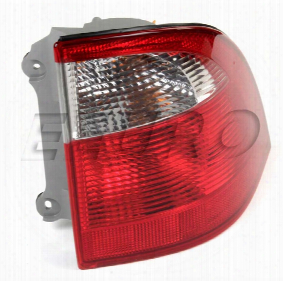 Tail Light Assembly - Passenger Side Outer - Genuine Saab 5142260
