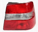 Tail Light Assembly - Passenger Side Outer - Genuine Volvo 9151632