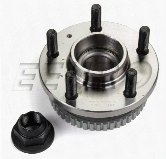 Wheel Bearing And Hub Assembly - Front - Optimal 891466 Volvo 271644