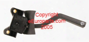 Windshield Wiper Switch - Genuine Volvo 1363016