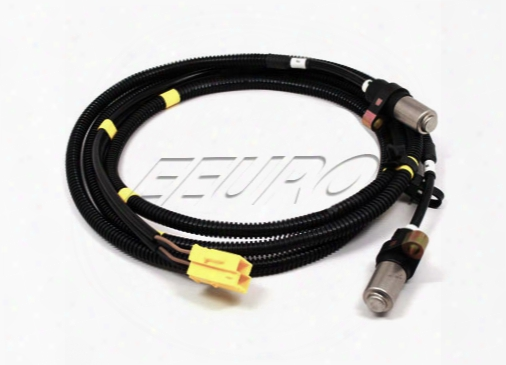 Abs Wheel Speed Sensor - Rear - Genuine Volvo 9442043