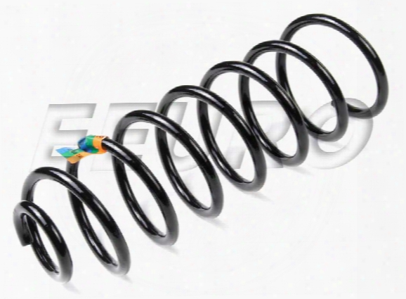Coil Spring - Rear - Genuine Saab 12755245