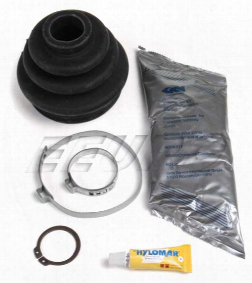 Cv Joint Boot Kit - Rear Outer - Gkn 302333 Bmw 33211229376