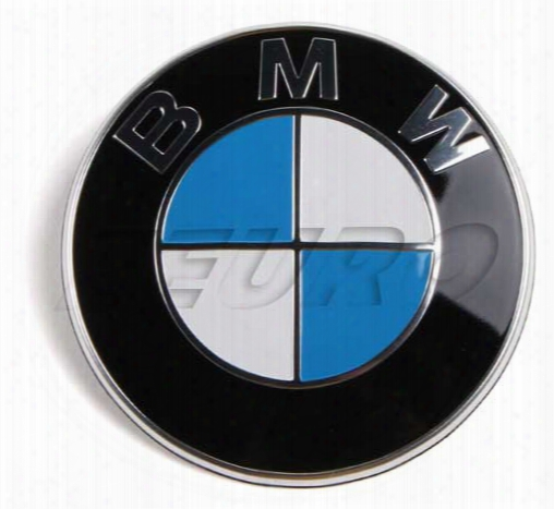 Emblem - Rear (roundel) - Genuine Bmw 51148219237