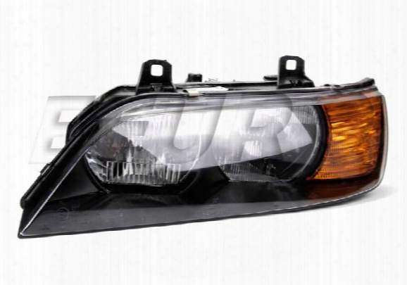 Headlight Assembly - Driver Side (halogen) - Genuine Bmw 63128389517