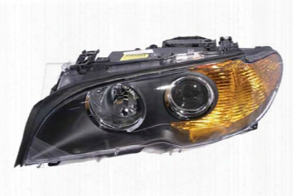 Headlight Assembly - Driver Side (xenon) - Bosch 1307022955 Bmw 63126935723