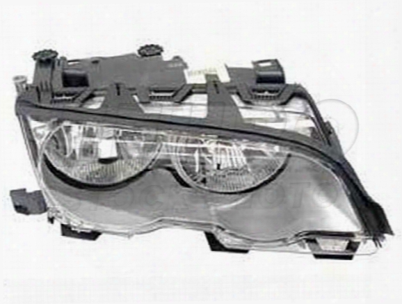 Headlight Assembly - Passenger Side (halogen) - Genuine Bmw 63126919646