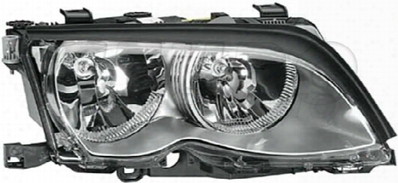 Headlight Assembly - Passenger Side (halogen) - Genuine Bmw 63126908222