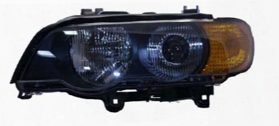Headlight Assembly - Passenger Side (xenon) - Genuine Bmw 63126930234