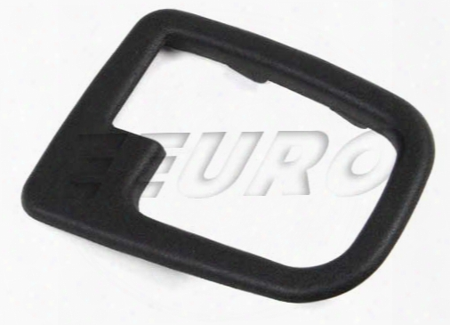 Interior Door Handle Trim - Passenger Side - Genuine Bmw 51228219024