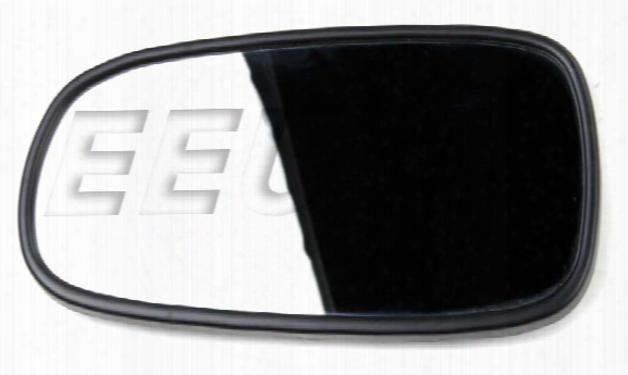 Mirror Glass - Driver Side (auto Dimming) - Genuine Saab 12833401