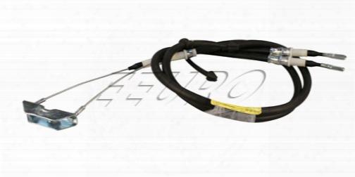 Parking Brake Cable - Genuine Saab 4908356