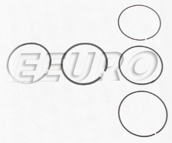 Piston Ring Set (std) - Crp 11251437077