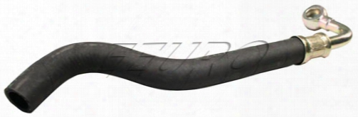 Power Steering Suction Hose - Genuine Bmw 32411135313