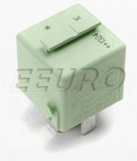 Relay (light Green) - Genuine Bmw 61368373700