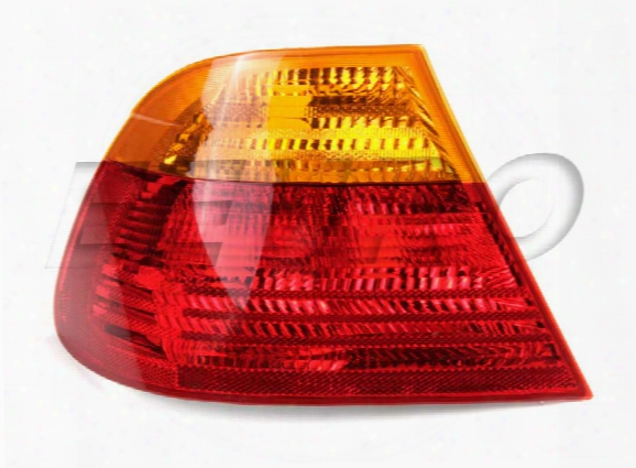Tail Light Assembly - Driver Side Outer (amber) - Genuine Bmw 63218364725