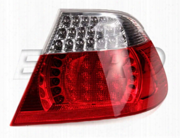 Tail Light Assembly - Passenger Side Outer (clear) - Genuine Bmw 63216937454