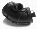 Air Mass Meter Boot - Genuine BMW 13541438759