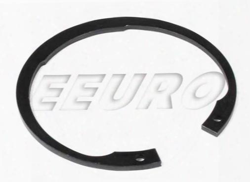 Wheel Bearing Snap Ring - Rear - Genuine Bmw 33411138648