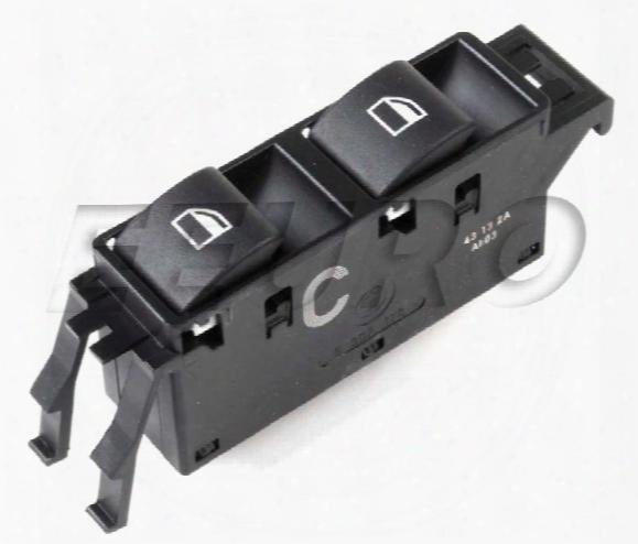 Window Switch - Front Passenger Side - Genuine Bmw 61316902178