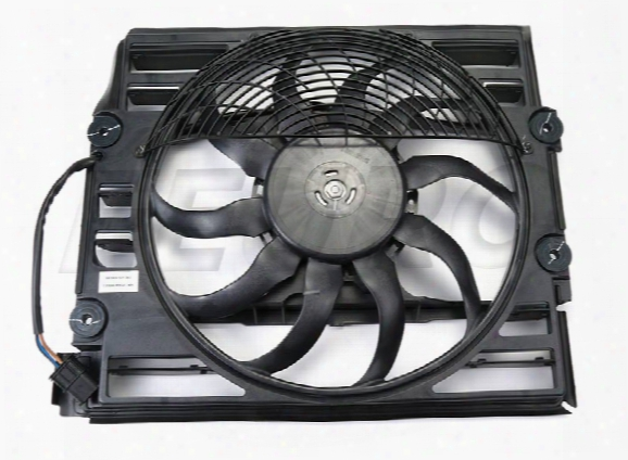 Auxiliary Cooling Fan Assembly - Genuine Bmw 64546921383