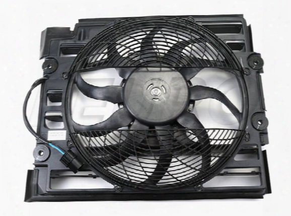 Auxiliary Cooling Fan Assembly - Genuine Bmw 64546921395