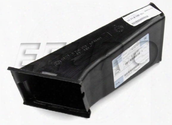 Brake Cooling Air Duct - Front Driver Side - Genuine Bmw 51718156251