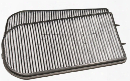 Cabin Air Filter Set (activated Charcoal) - Bosch C3741 Bmw 64312339888