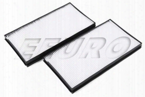 Cabin Air Filter Set - Meyle 64316935822my Bmw 64319171858
