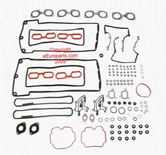 Cylinder Head Gasket Set - Elring 0473390 Bmw 11120004553