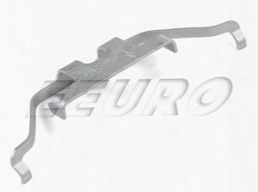 Disc Brake Pad Retaining Clip - Rear - Ate 1201 Bmw 34211159963