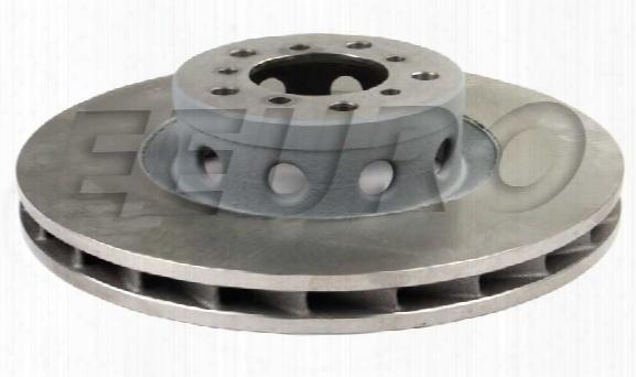 Disc Brake Rotor - Fronnt Passenger Side (345mm) - Genuine Bmw 34112229528
