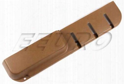 Door Pocket - Front Passenger Side (beige) - Genuine Volvo 1225944