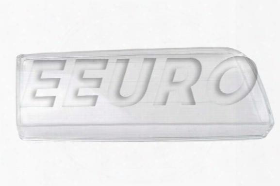 Headlight Lens - Passenger Side - Bosch 1305621595 Bmw 63128361280