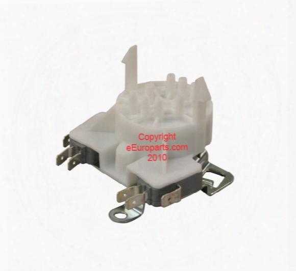 Hvac Vent Selector Switch - Genuine Saab 4070454