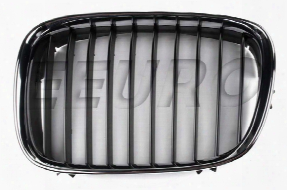 Kidney Grille - Front Driver Side (chrome) - Genuine Bmw 51138159315