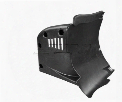 Lower Splash Cover - Driver Side - Genuine Bmw 51712498989