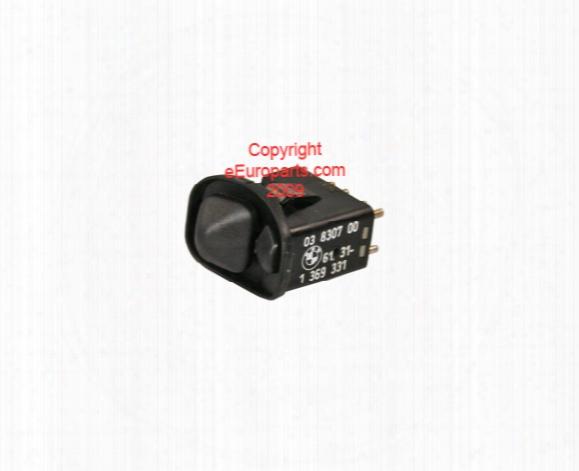 Mirror Switch - Genuine Bmw 61311378847