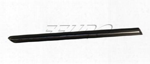 Quarter Panel Molding - Rear Driver Side - Genuine Bmw 51131876133