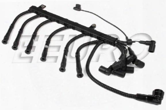 Spark Plug Wire Set (cylinders 7-12) - Sti 415wloom Bmw 12121733007