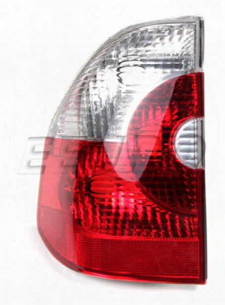 Tail Light Assembly - Driver Side (clear) - Genuine Bmw 63213404103