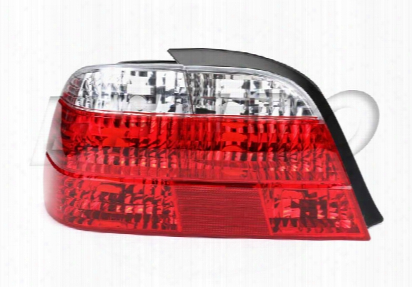 Tail Light Assembly - Driver Side (clear) - Genuine Bmw 63216904837