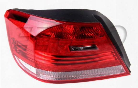 Tail Light Assembly - Driver Side - Genuine Bmw 63217162301