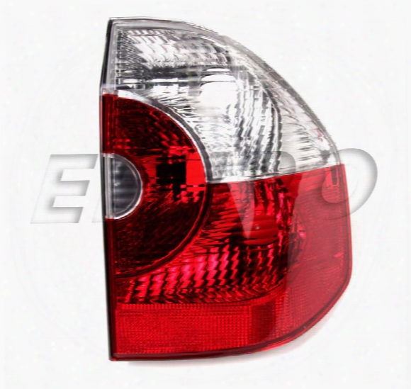 Tail Light Assembly - Passenger Side (clear) - Genuine Bmw 63213404104