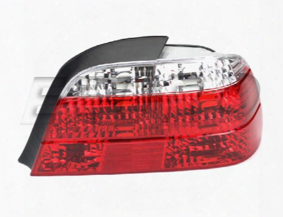 Tail Light Assembly - Passenger Side (clear) - Genuine Bmw 63216904838