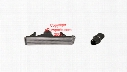 Side Marker Light - Passenger Side (White) - Bosch 0319603124 BMW 63137165846