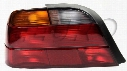 Tail Light Assembly - Driver Side (Amber) - Genuine BMW 63218360081