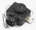 Throttle Position Sensor - Bosch 0280120406 BMW 13631708605